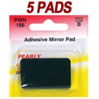 Image for ADHESIVE MIRROR PADS