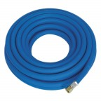 Image for AIR HOSE 10MTR X Ø8MM WITH 1/4inchBSP UNIONS EXTRA HE