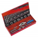 Image for TAP & DIE SET 32PC SPLIT DIES - METRIC