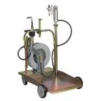 Image for OIL DISPENSING SYSTEM AIR OPERATED WITH 10M RETRAC