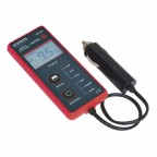Image for BATTERY & ALTERNATOR TESTER 12V - LCD SCREEN