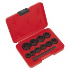 Image for BOLT EXTRACTOR SET 11PC SPANNER TYPE