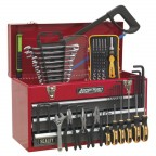 Image for PORTABLE TOOL CHEST 3 DRAWER - BALL BEARING RUNNER