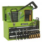 Image for PORTABLE TOOL CHEST 3 DRAWER WITH BALL BEARING RUN