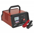Image for AUTO MAINTENANCE HIGH FREQUENCY BATTERY CHARGER 12