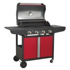 Image for GAS BBQ 4 BURNER