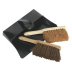 Image for DUSTPAN & BRUSHES METAL