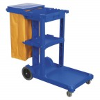 Image for JANITORIAL TROLLEY