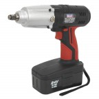 Image for CORDLESS IMPACT WRENCH 24V 2AH NI-MH 1/2inchSQ DRIVE