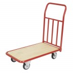 Image for PLATFORM TRUCK 250KG CAPACITY HEAVY-DUTY