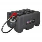 Image for PORTABLE DIESEL TANK 125LTR 12V