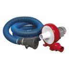 Image for EXHAUST FUME EXTRACTION SYSTEM 230V - 370W - SINGL