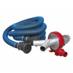 Image for EXHAUST FUME EXTRACTION SYSTEM 230V - 370W - TWIN