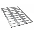 Image for MOTORCYCLE/TRIKE/ATV & MINI TRACTOR RAMP WIDE TRI-