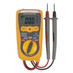 Image for PROFESSIONAL AUTO-RANGING DIGITAL MULTIMETER
