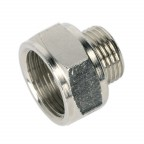 Image for ADAPTOR 1/2inchBSPT MALE TO 3/4inchBSP FEMALE