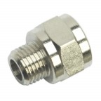 Image for ADAPTOR 1/4inchBSP MALE TO 3/8inchBSP FEMALE