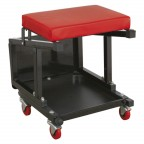 Image for MECHANIC'S UTILITY SEAT & STEP STOOL