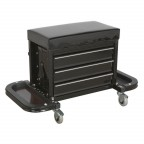 Image for MECHANIC'S UTILITY SEAT & TOOL BOX