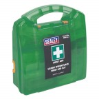 Image for FIRST AID KIT LARGE - BS 8599-1 COMPLIANT
