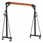 Image for PORTABLE GANTRY CRANE ADJUSTABLE 1TONNE