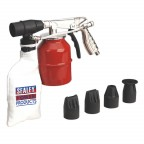 Image for RECIRCULATING SAND BLASTING KIT EXTRA HEAVY-DUTY