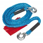 Image for TOW ROPE 2TONNE ROLLING LOAD CAPACITY