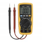 Image for PROFESSIONAL AUTO-RANGING DIGITAL MULTIMETER - 8-F