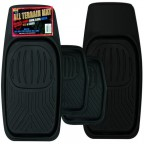 Image for 4PCE HD ALL TERRAIN MATS BLACK