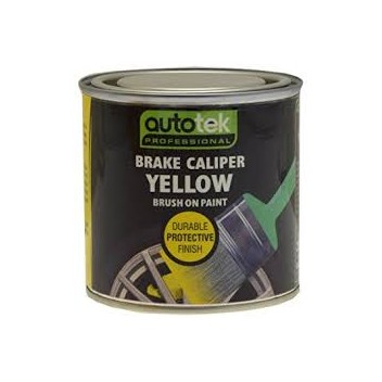 Image for CALIPER PAINT YELLOW 250ml