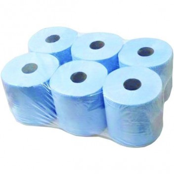 Image for Blue Centrefeed Rolls