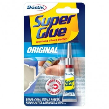 Image for BOSTIK Superglue Tube 3g