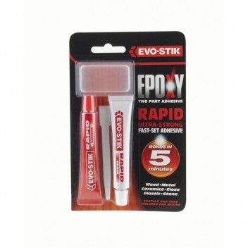 Image for EVO-STIK  Rapid Tubes 15ml (twin pack)