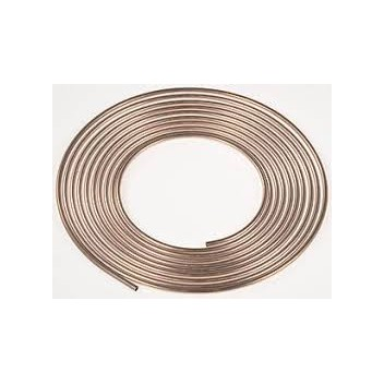 "Image for 25ft x 5/16"" Cupro Nickel Brake Pipe"