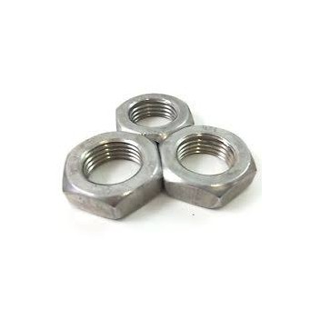 Image for M10 X 1.25MM FINE LOCKNUT Packed 50