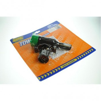 Image for 12V 13 PIN EURO PLUG
