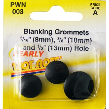 Image for BLANKING GROMMETS