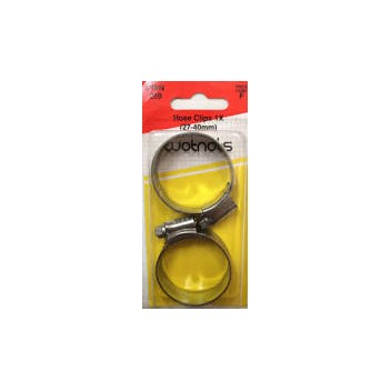 Image for HOSE CLIP SIZE 1X        QTY.2