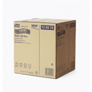 Image for TORK Advanced Wiper Blue Heavy Duty Paper Towel
