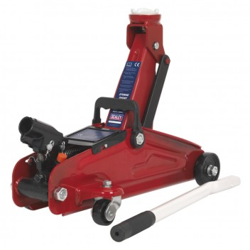 Image for TROLLEY JACK 2TONNE SHORT CHASSIS