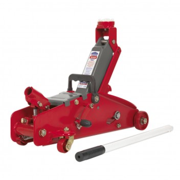 Image for TROLLEY JACK 2TONNE WITH SAFETY LOCK