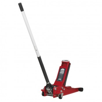 Image for TROLLEY JACK 2TONNE LOW ENTRY ROCKET LIFT RED
