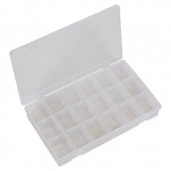 Image for ASSORTMENT BOX WITH 12 REMOVABLE DIVIDERS