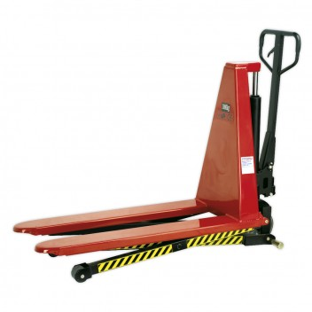 Image for PALLET TRUCK 1000KG 1170 X 540MM HIGH LIFT