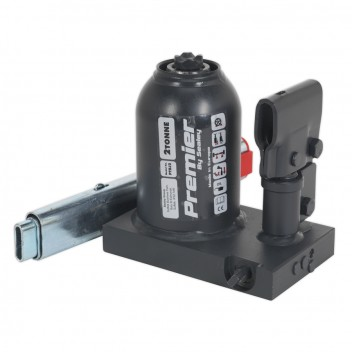 Image for PREMIER TELESCOPIC BOTTLE JACK 2TONNE
