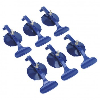 Image for SUCTION CLAMP SET 6PC