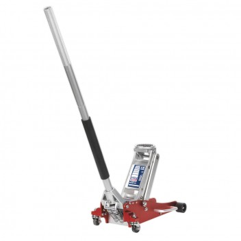 Image for TROLLEY JACK 1.5TONNE LOW ENTRY ALUMINIUM ROCKET L