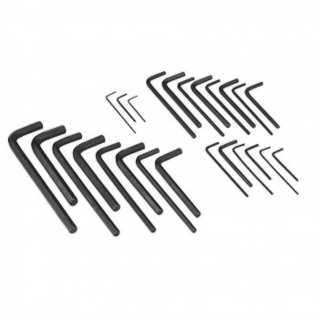 Image for HEX KEY SET 25PC