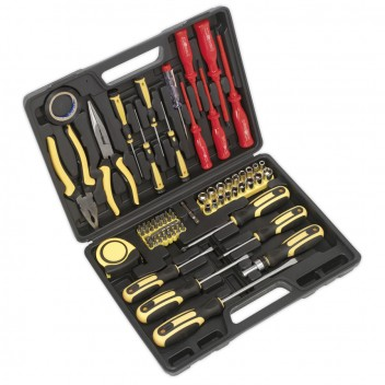 Image for TOOL KIT 71PC