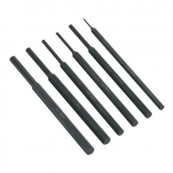 Image for PARALLEL PIN PUNCH SET 6PC